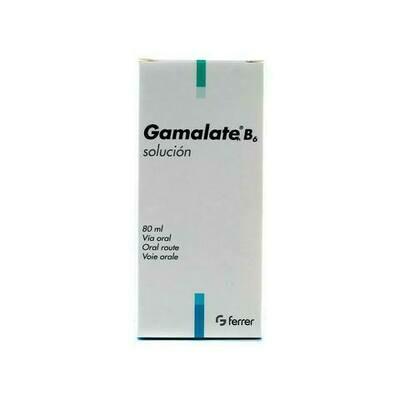 Gamalate B6 Jarabe 80ml