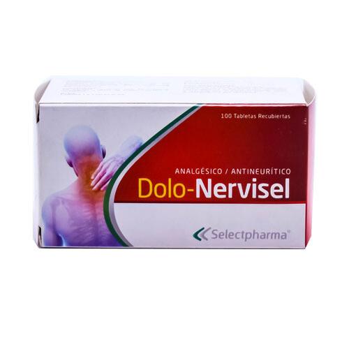 Dolo-Nervisel 100 Capsulas