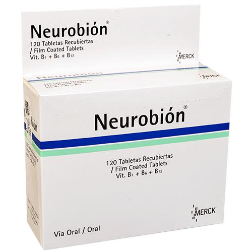 Neurobion 120 Tabletas