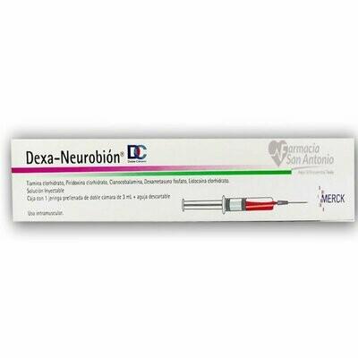 Dexa-Neurobion DC 1 Jeringa Prellenada 3ml