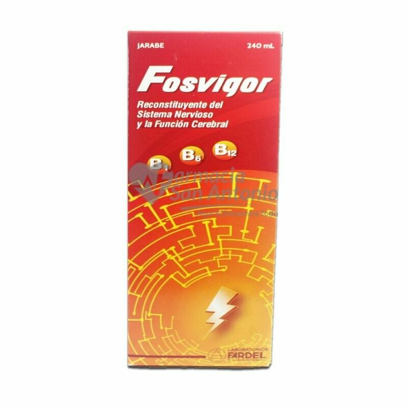 Fosvigor Jarabe 240ml