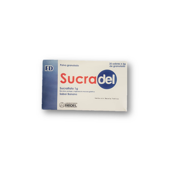 Sucradel Disp. 30 Sobres