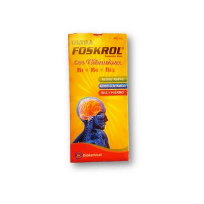 Ultra Foskrol Solucion Oral 480ml