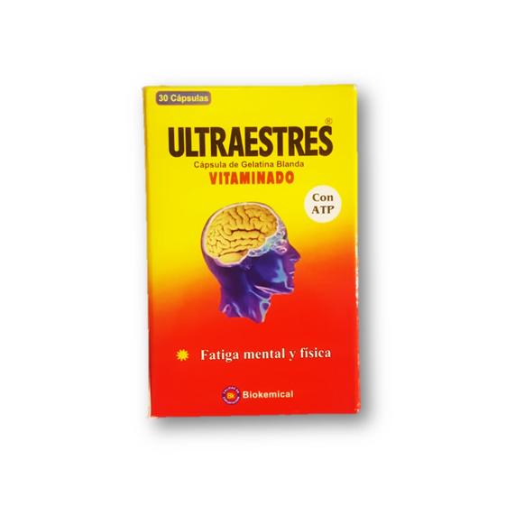 Ultraestres CGB 30 Tabletas