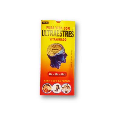 Ultraestres Vitaminado 480ml
