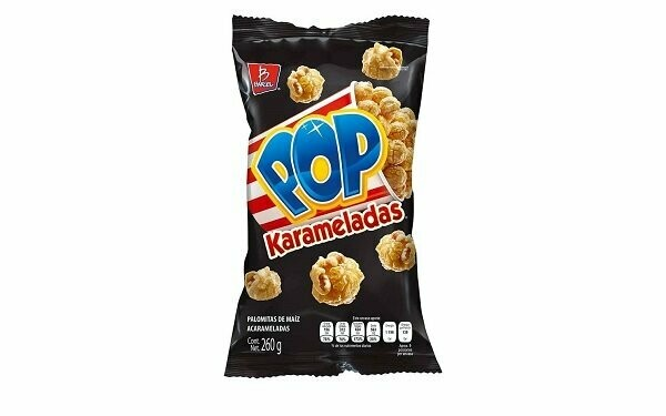 Pop Barcel Karameladas 260gr