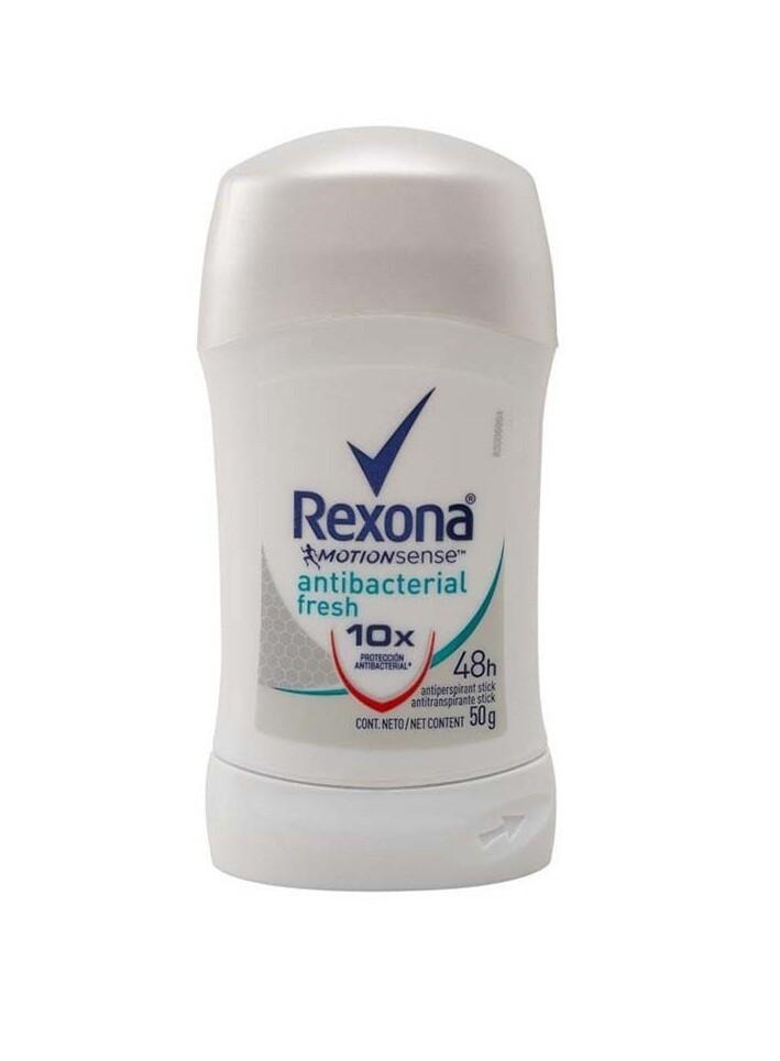 Desodorante Rexona MotionSense Barra Antitranspirante Fresh 50gr