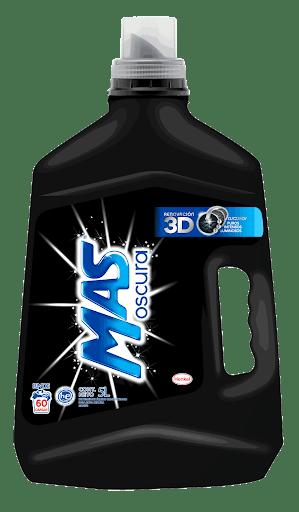 Detergente 123 Liquido Mas Color Oscura 3D 5L