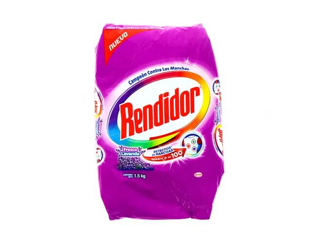 Detergente Rendidor en Polvo Lavanda 1500g