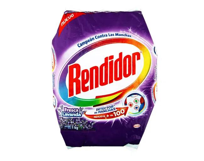 Detergente Rendidor en Polvo Lavanda 1000g