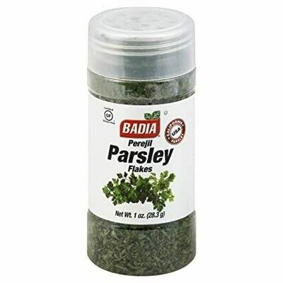 Perejil Flakes Badia 1 oz