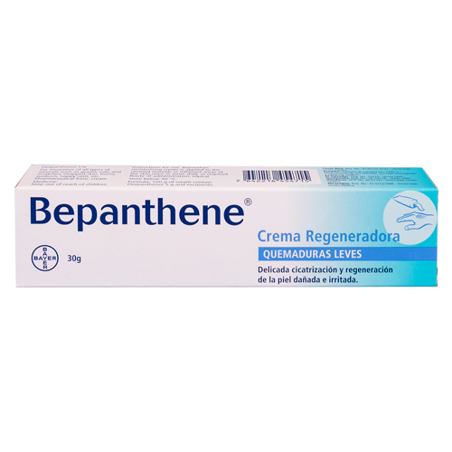 Bepanthene Crema Regeneradora 30G