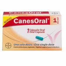 Canesoral 1 Dia 150 Mg Capsula X 1