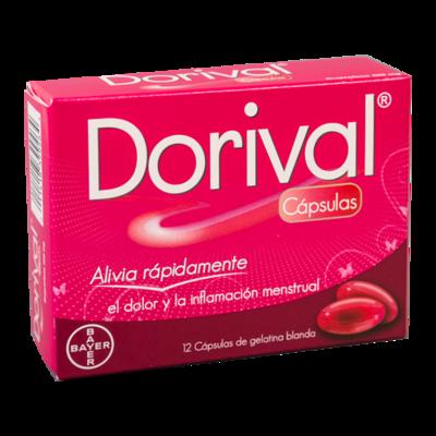 Dorival Caja 12 Capsulas
