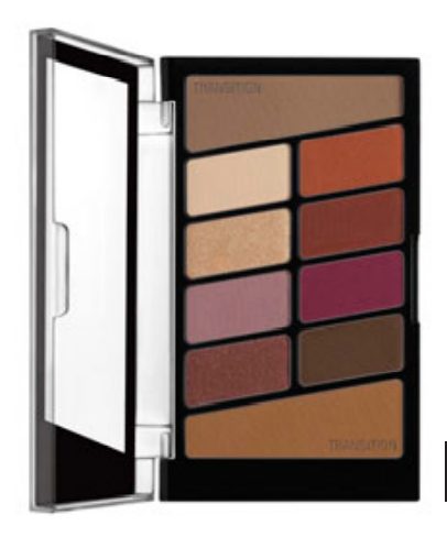 Sombras Coloricon Wet n Wild Rose In The Air 10 Pan Palette