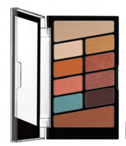Sombras Coloricon Wet n Wild Not A Basic Peach 10 Pan Palette