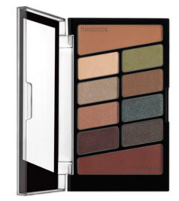 Sombras Coloricon Wet n Wild Comfort Zone 10 Pan Palette