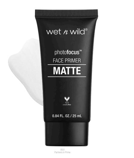 Primario Cover-All Face Wet n Wild Primer Partners