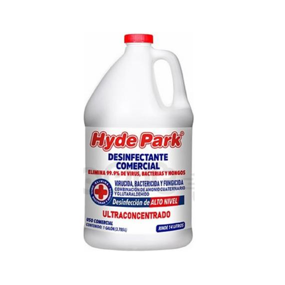 Desinfectante Hyde Park Comercial 1 Galon