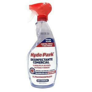 Desinfectante Hyde Park Comercial 680 ml