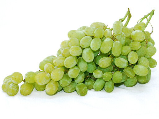 Uva Verde sin Semilla Bandeja 2 lbs