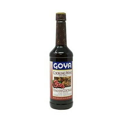 Vino Tinto para Cocinar Goya 750ml