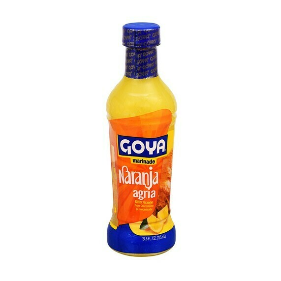 Marinado Goya de Naranja Agria 725ml