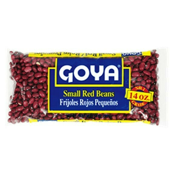 Frijoles Rojos Goya Pequeños 14oz