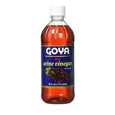 Vinagre Goya de Uva 473ml (16oz)
