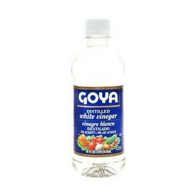 Vinagre Goya Blanco Destilado 473ml (16oz)