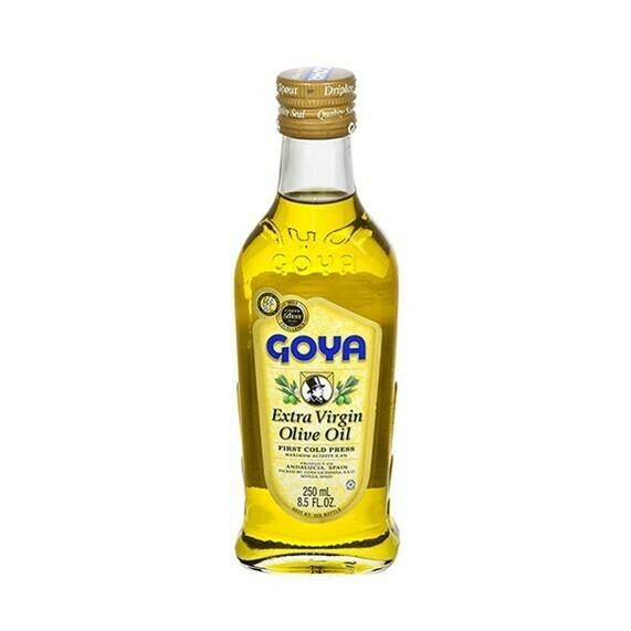 Aceite de Oliva Goya Extra Virgen 250ml (8.5oz)