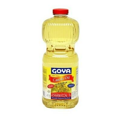 Aceite Goya Canola 1.42L (48oz)