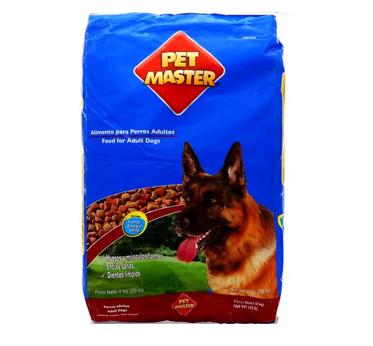 Pet Master Adulto 9Kg