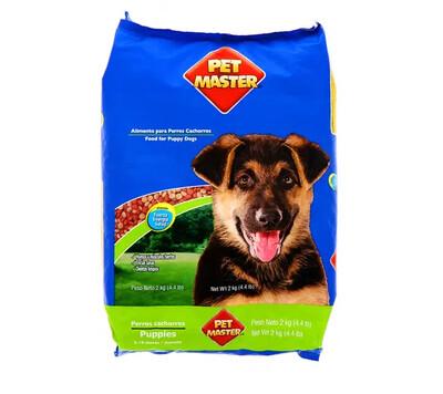 Pet Master Cachorro 2Kg