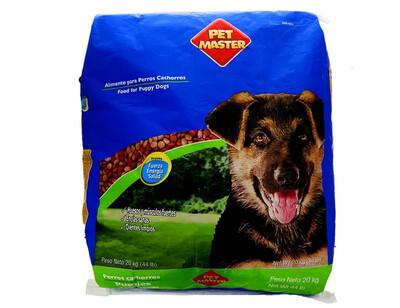 Pet Master Cachorro 20Kg