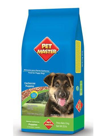 Pet Master Cachorro 9Kg