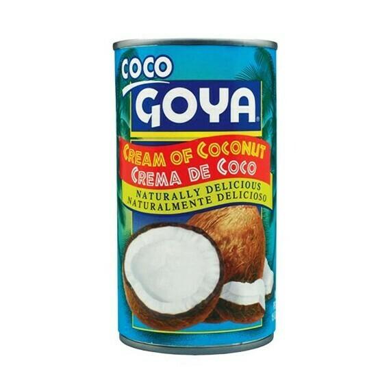 Crema de Coco Goya 425gr (15oz)