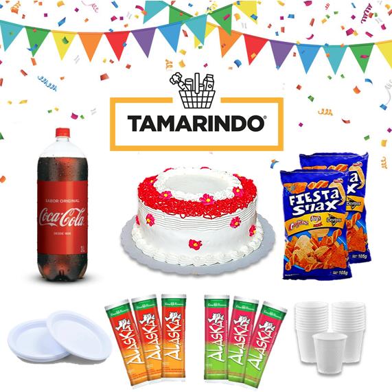 Paquete de Fiesta Tamarindo