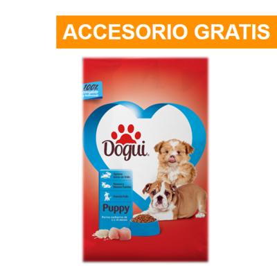 Promoción Dogui Cachorro 4Kg + Accesorio Gratis