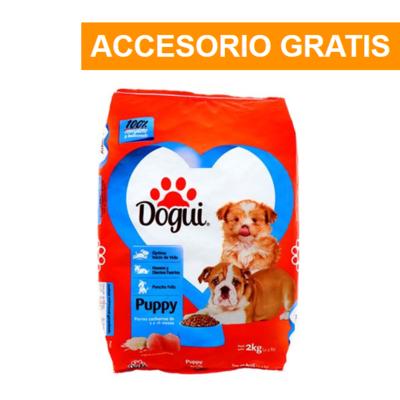Promoción Dogui Cachorro 18.1Kg + Accesorio Gratis
