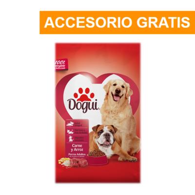 Promoción Dogui Carne Y Arroz 18.1Kg + Accesorio Gratis