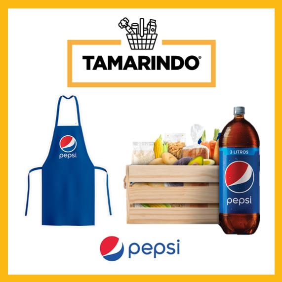 Kit Tamarindo/Pepsi+ Un Delantal Gratis