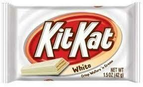 Kit Kat Write Creme 42gr