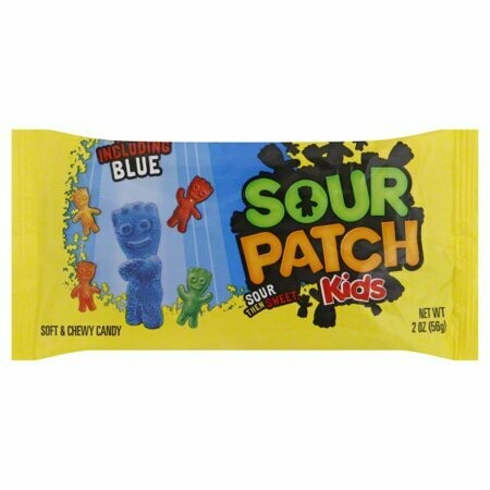 Sour Patch Kids Candy 56gr