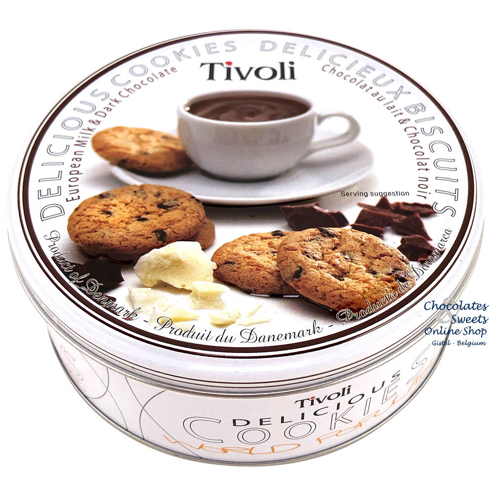 Cookies Tivoli Chocolate 150gr