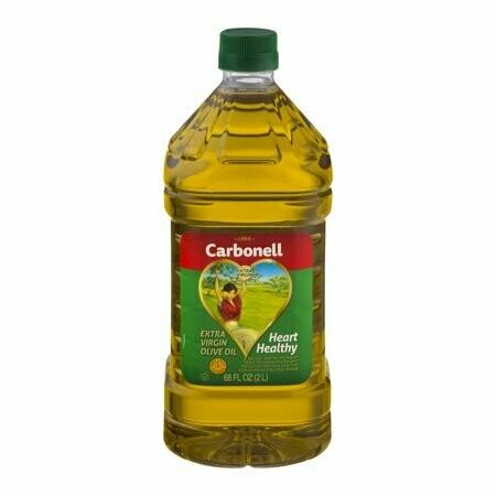 Aceite de Oliva Carbonell Extra Virgen 2000 ml