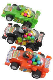 Kidsmania Formula 1 Rice 7gr  3Pack