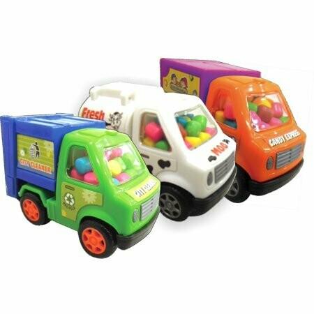 Kidsmania Sweet Truck 6.8gr  3Pack