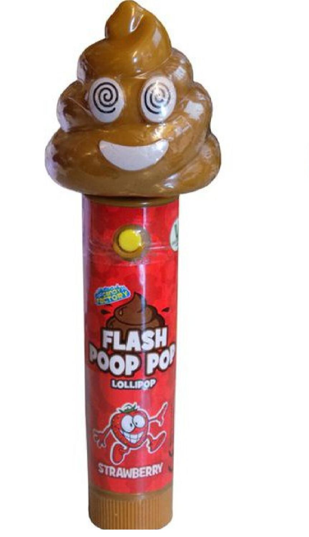 Kids Flash Pop with Lollipop 11gr