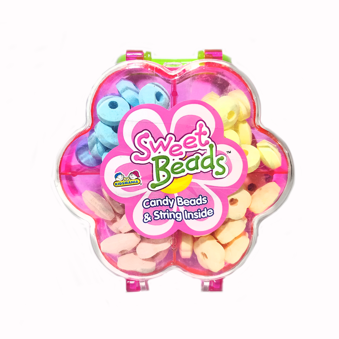Kidsmania Sweet Beads 28gr